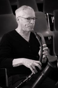 Orkestmanager Paul van der Linden
